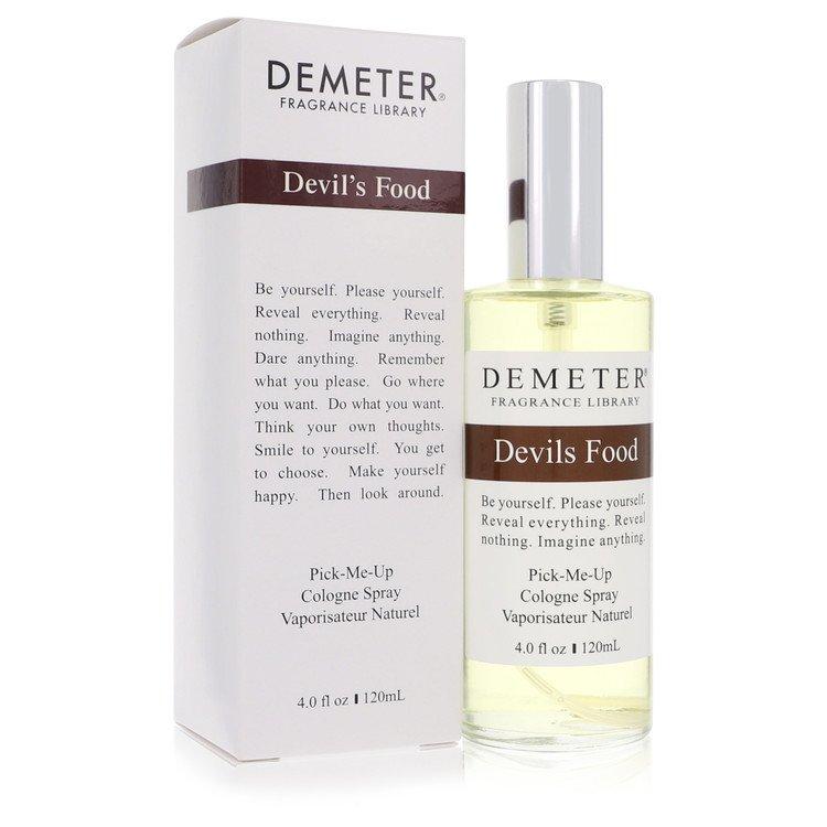 Demeter Perfume by Demeter 4 oz Devil's Food Cologne Spray for Women