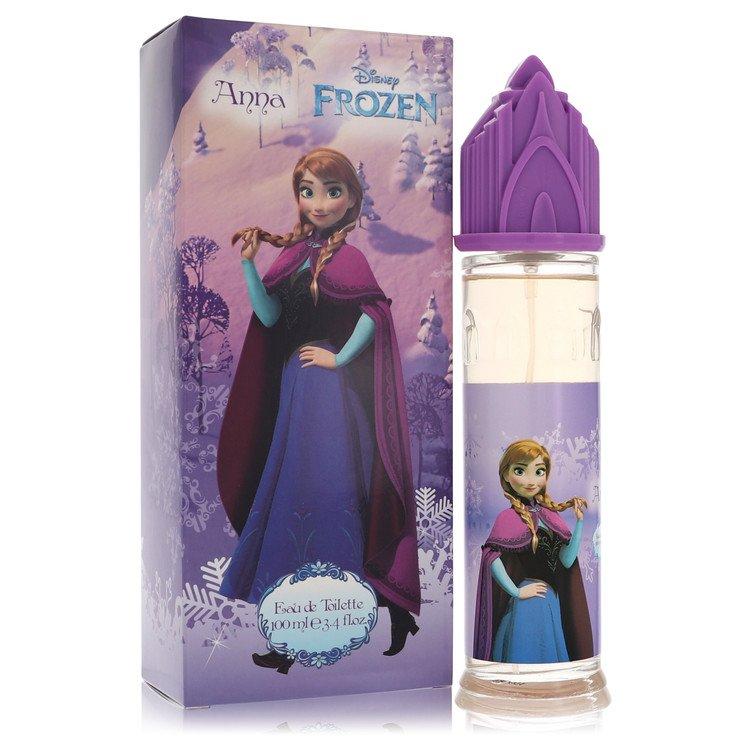 Disney Frozen Anna by Disney Eau De Toilette Spray (Castle Packaging) 3.4 oz for Women