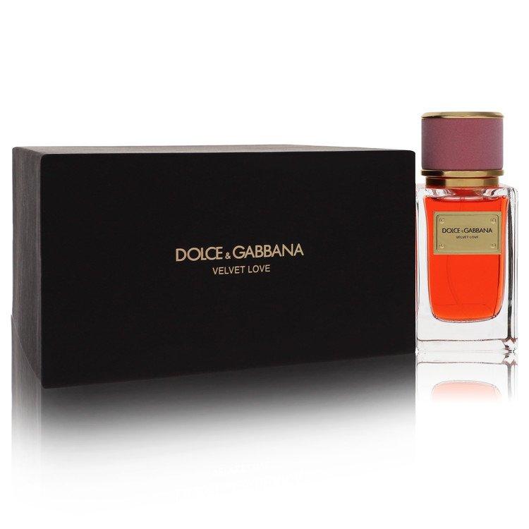 Dolce & Gabbana Velvet Love by Dolce & Gabbana for Women Eau De Parfum Spray 1.6 oz