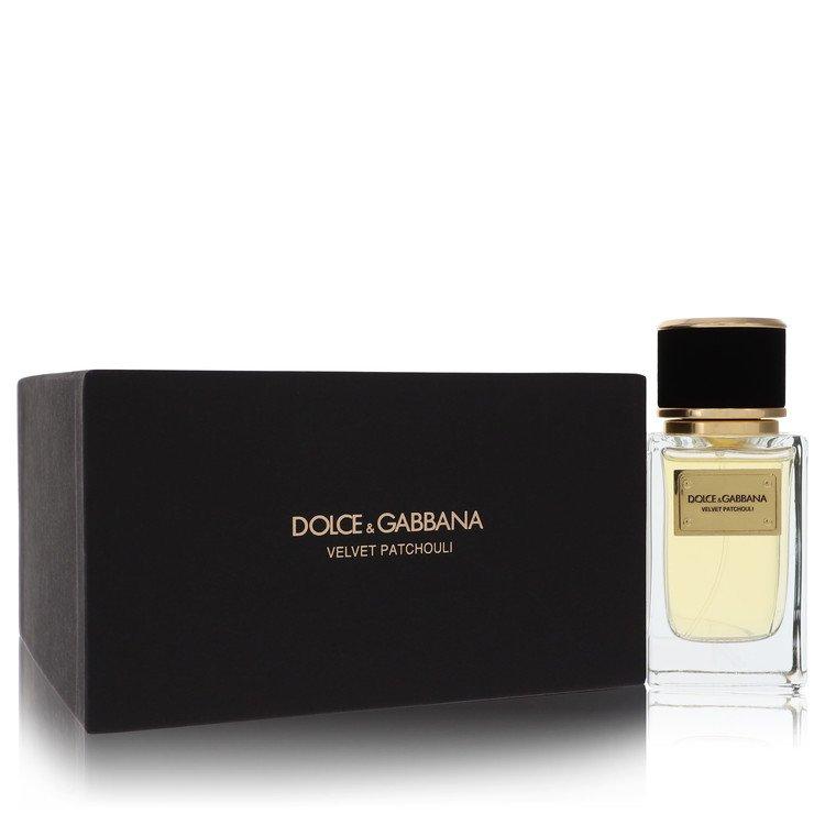 Dolce & Gabbana Velvet Patchouli by Dolce & Gabbana for Men Eau De Parfum Spray 1.6 oz