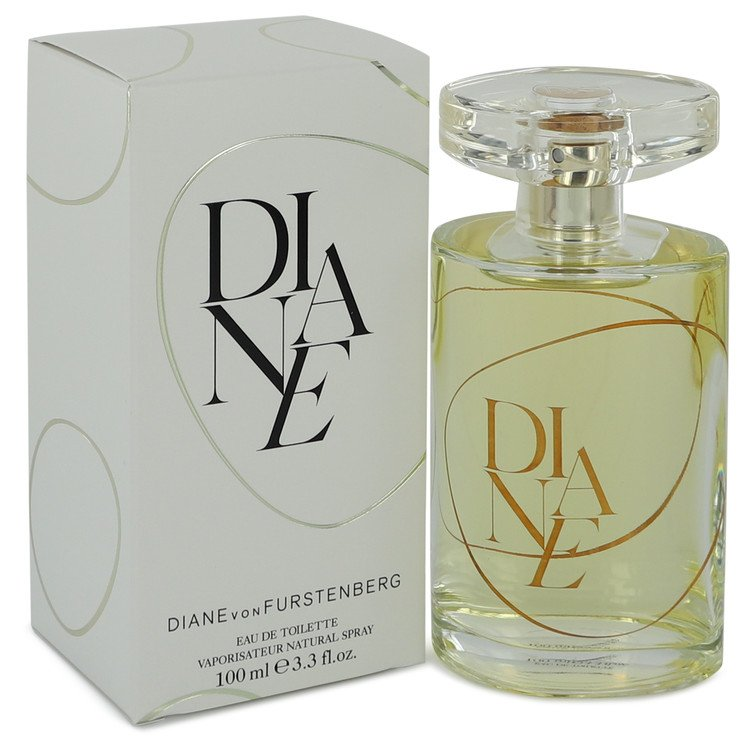 Diane Perfume by Diane Von Furstenberg 3.4 oz EDT Spay for Women
