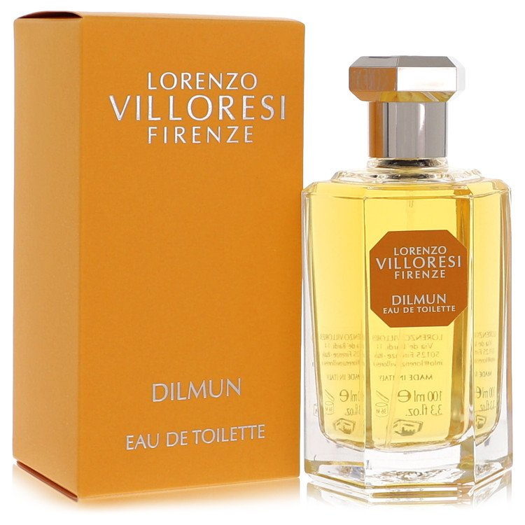 Dilmun by Lorenzo Villoresi for Women Eau De Toilette Spray 3.4 oz