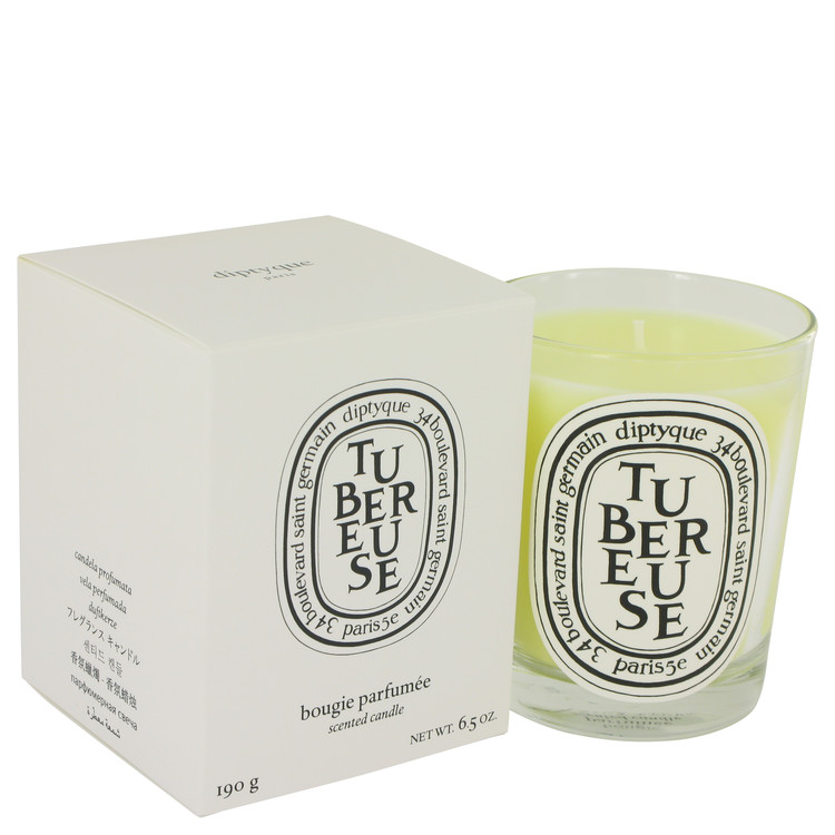 Diptique Tubereuse by Diptique for Women Scented Candle 6.5 oz
