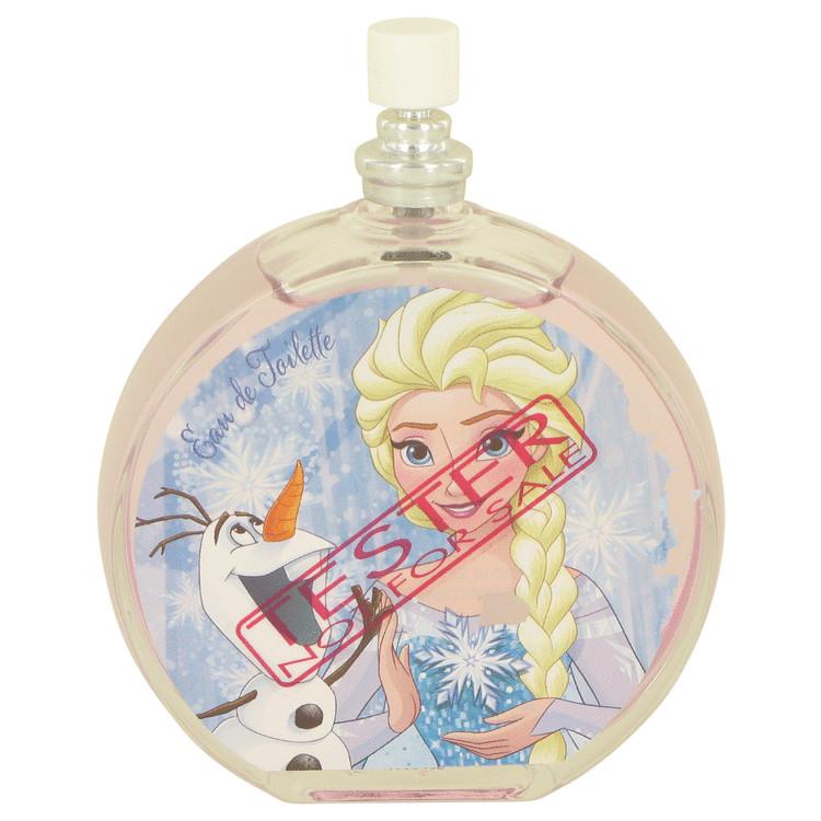 Disney Frozen by Disney for Women Eau De Toilette Spray (Tester) 3.4 oz