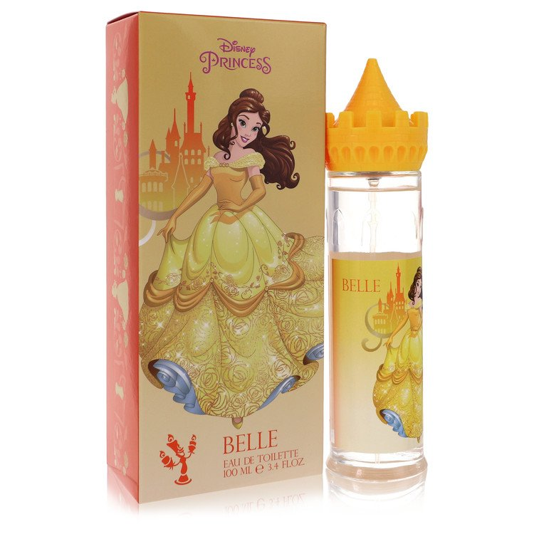 Disney Princess Belle by Disney for Women Eau De Toilette Spray 3.4 oz