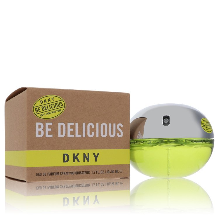 Be Delicious by Donna Karan Women's Eau De Parfum Spray 1.7 oz