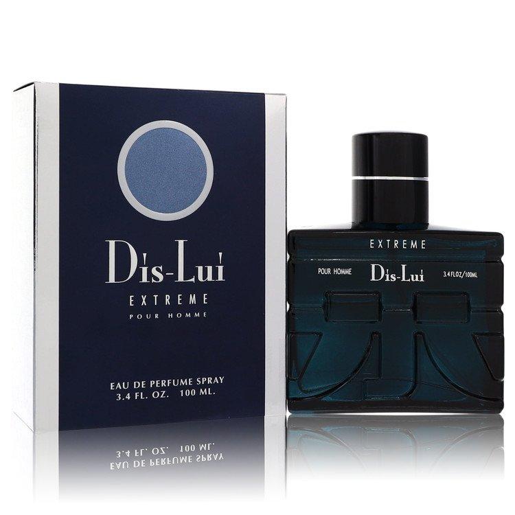 Dis Lui Extreme by YZY Perfume for Men Eau De Parfum Spray 3.4 oz