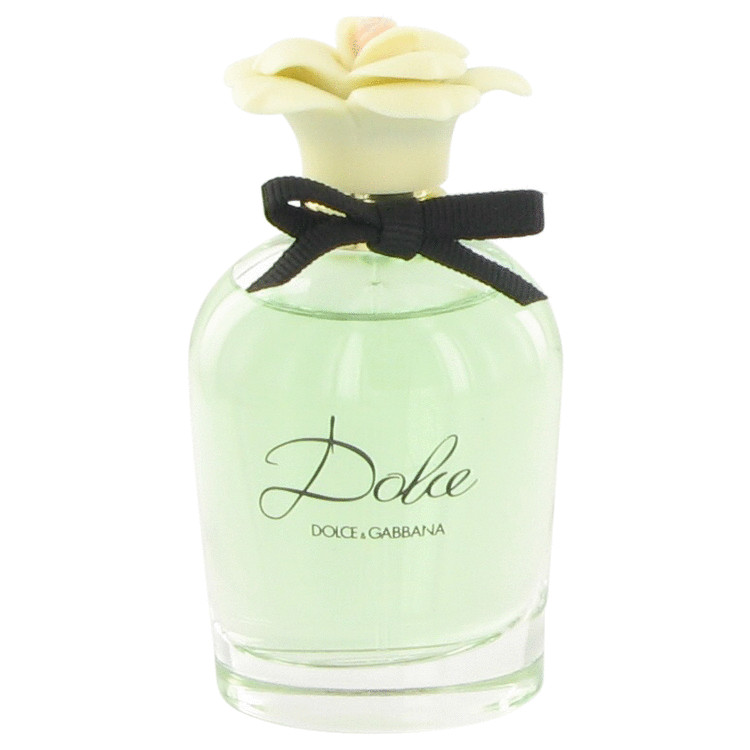 Dolce by Dolce & Gabbana for Women Eau De Parfum Spray (Tester) 2.5 oz