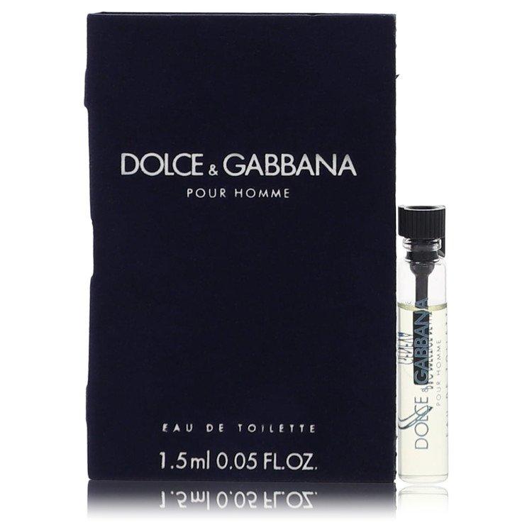 Dolce & Gabbana by Dolce & Gabbana Men's Vial (sample) .06 oz