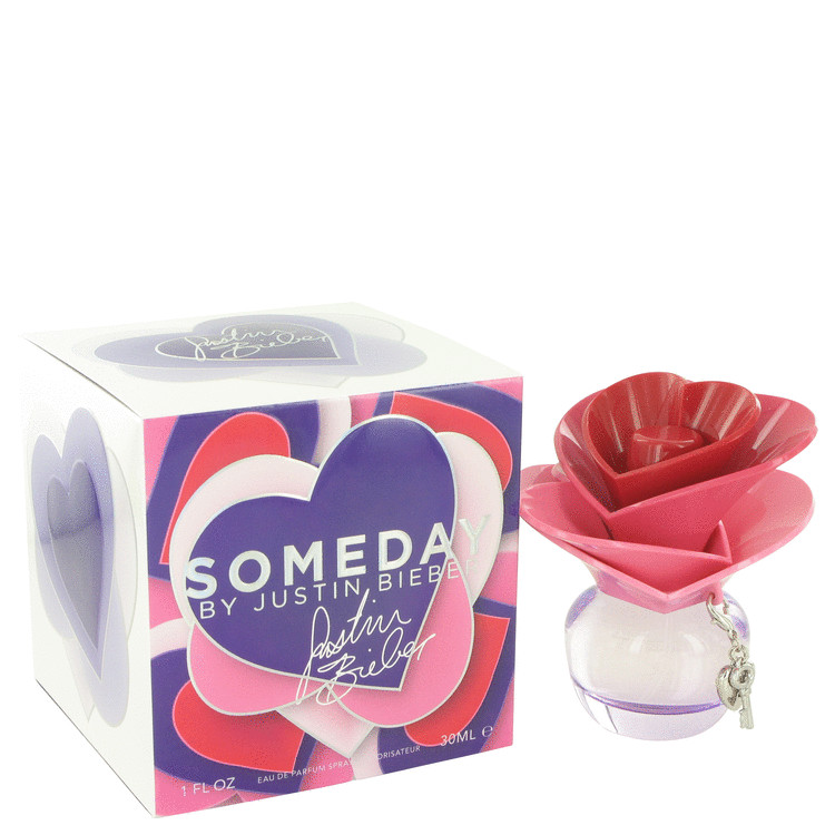 Someday by Justin Bieber for Women Eau De Parfum Spray 1 oz