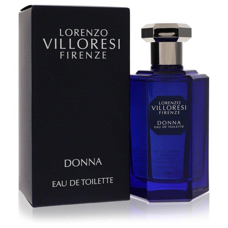 Lorenzo Villoresi Firenze Donna by Lorenzo Villoresi for Women Eau De Toilette Spray (Unisex) 3.3 oz