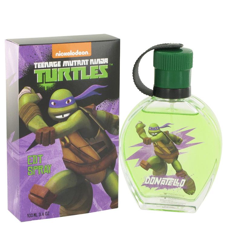 Teenage Mutant Ninja Turtles Donatello by Marmol & Son for Men Eau De Toilette Spray 3.4 oz