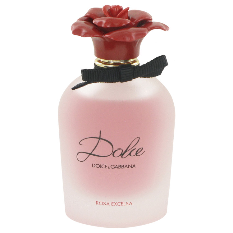 Dolce Rosa Excelsa by Dolce & Gabbana for Women Eau De Parfum Spray (Tester) 2.5 oz