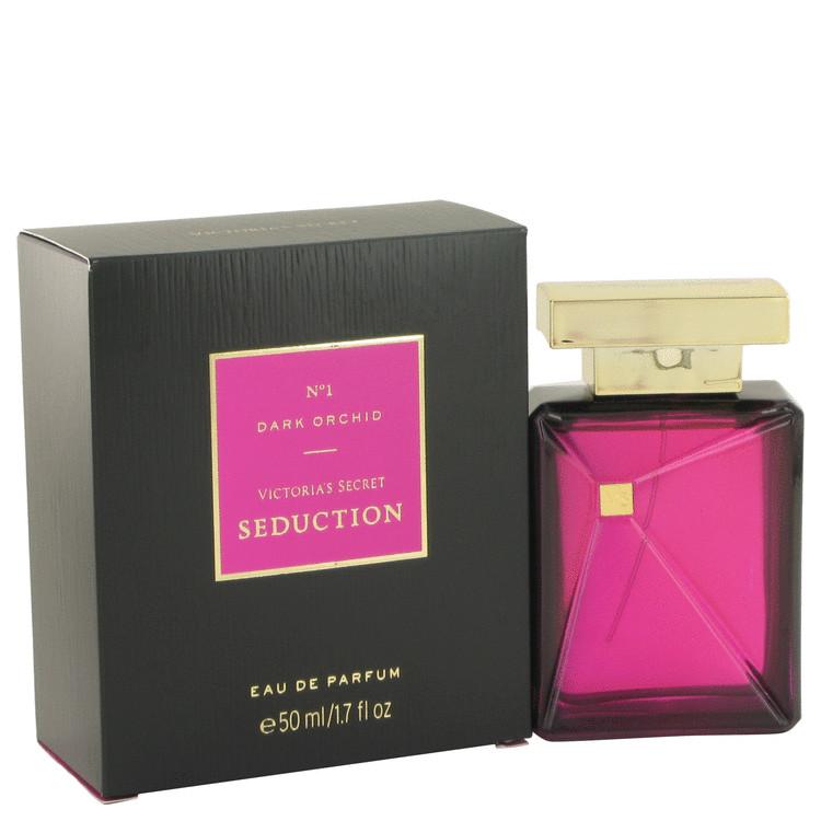 Dark Orchid Seduction by Victoria's Secret for Women Eau De Parfum Spray 1.7 oz