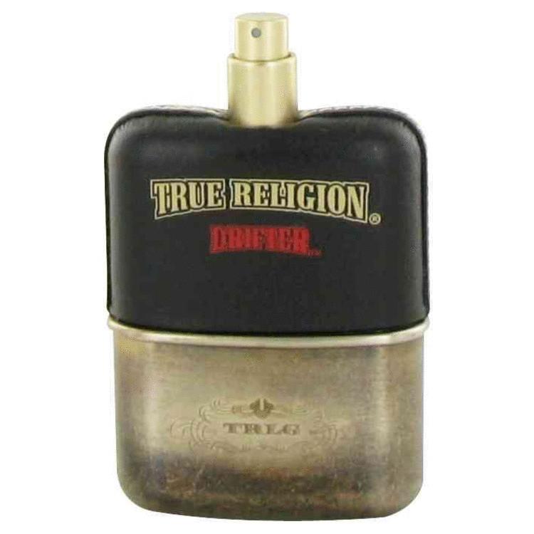 True Religion Drifter Cologne 3.4 oz EDT Spray(Tester) for Men