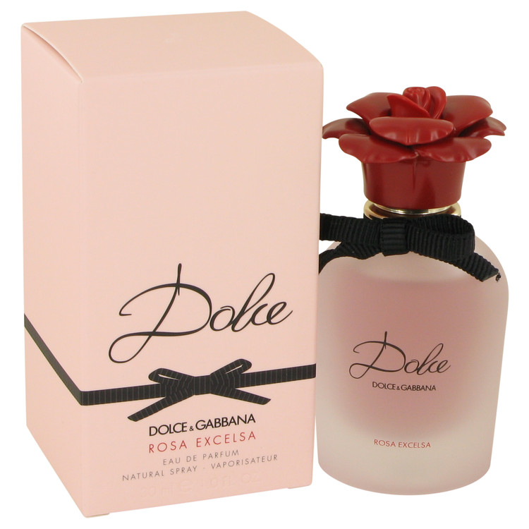 Dolce Rosa Excelsa by Dolce & Gabbana for Women Eau De Parfum Spray 1 oz