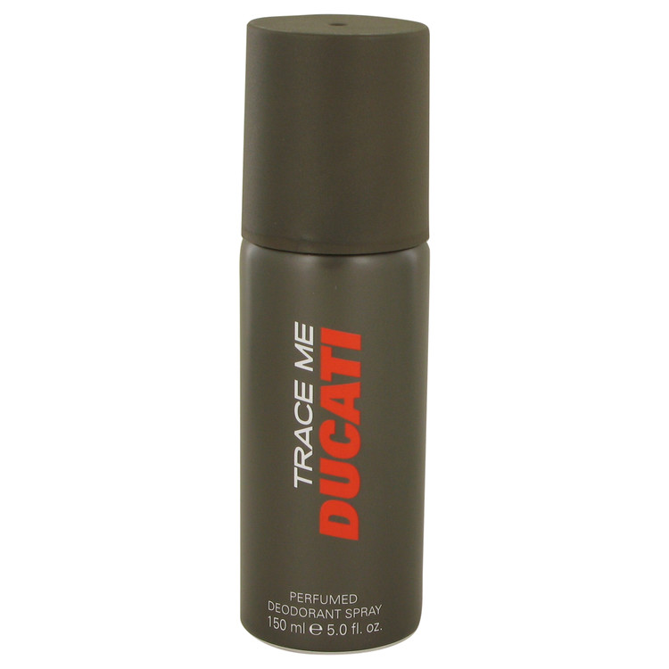 Ducati Trace Me by Ducati for Men Deodorant Spray 5 oz