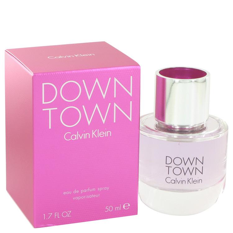 Downtown by Calvin Klein Eau De Parfum Spray 1.7 oz