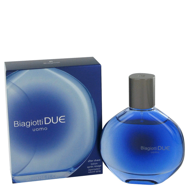 Due After Shave by Laura Biagiotti 1.6 oz After Shave for Men