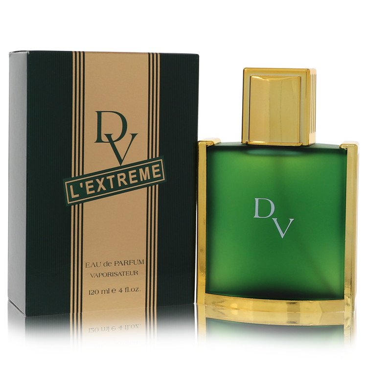 Duc De Vervins L'extreme Cologne by Houbigant 4 oz EDP Spay for Men