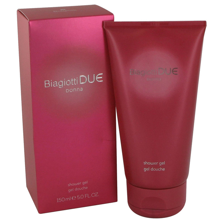 Due Shower Gel by Laura Biagiotti 5 oz Shower Gel for Women