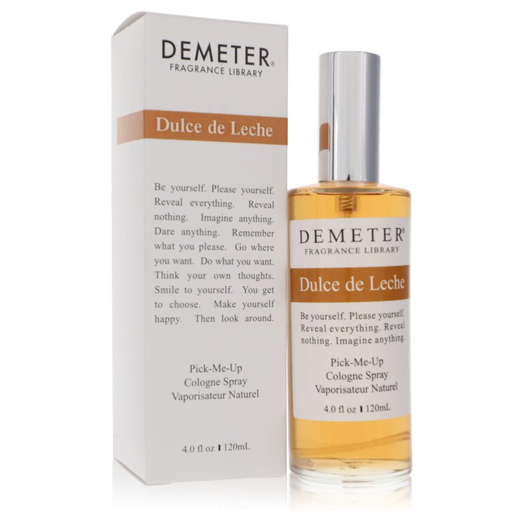 Demeter by Demeter for Women Dulce De Leche Cologne Spray 4 oz