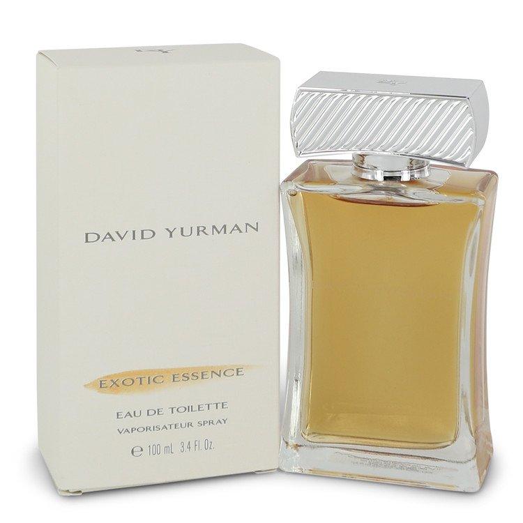 David Yurman Exotic Essence by David Yurman for Women Eau De Toilette Spray 3.4 oz