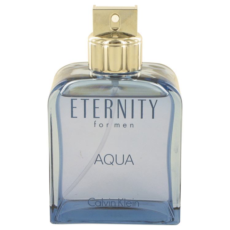 Eternity Aqua Cologne 6.7 oz EDT Spray (unboxed) for Men