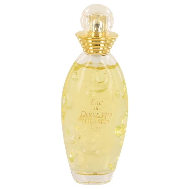 EAU DE DOLCE VITA by Christian Dior for Women Eau De Toilette Spray (Tester) 3.4 oz