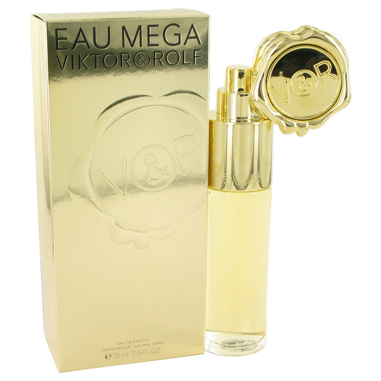Eau Mega by Viktor & Rolf for Women Eau De Parfum Spray 2.5 oz