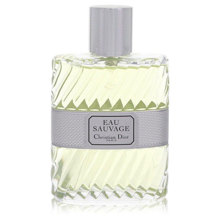 EAU SAUVAGE by Christian Dior for Men Eau De Toilette Spray (Tester) 3.4 oz