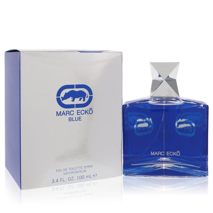 Ecko Blue by Marc Ecko for Men Eau De Toilette Spray 3.4 oz