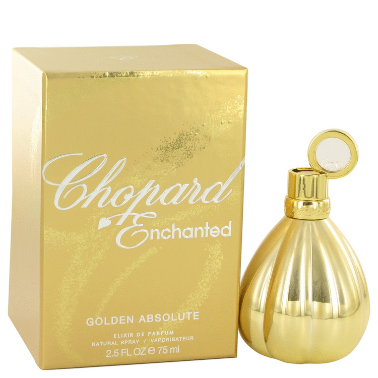 Enchanted Golden Absolute Perfume by Chopard 2.5 oz EDP Spay for Women