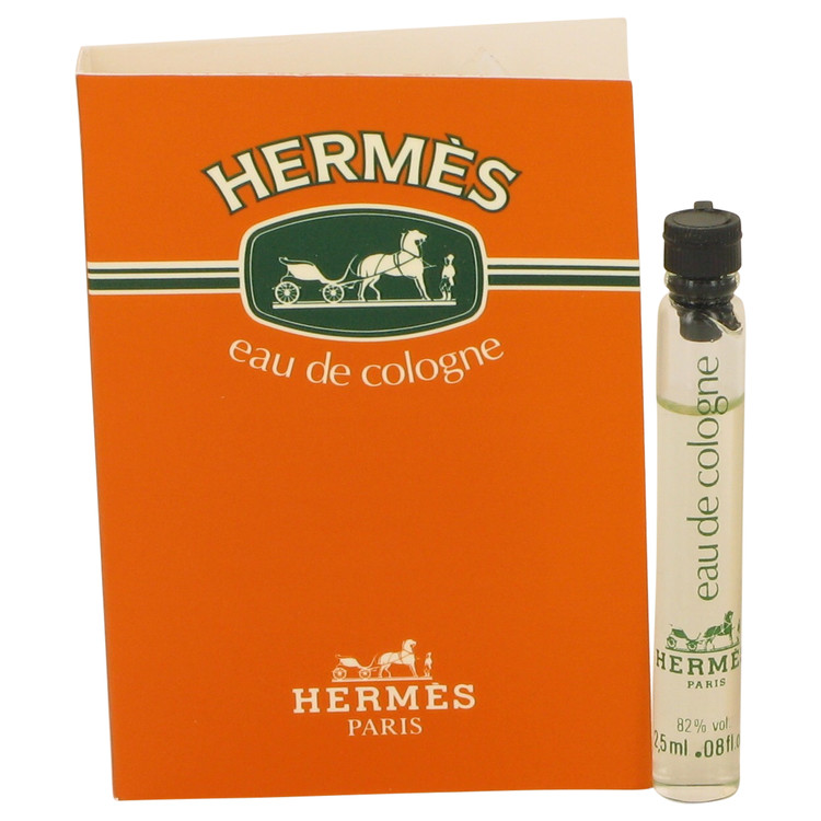 EAU D'ORANGE VERTE by Hermes for Men Vial (Sample Unisex) .08 oz