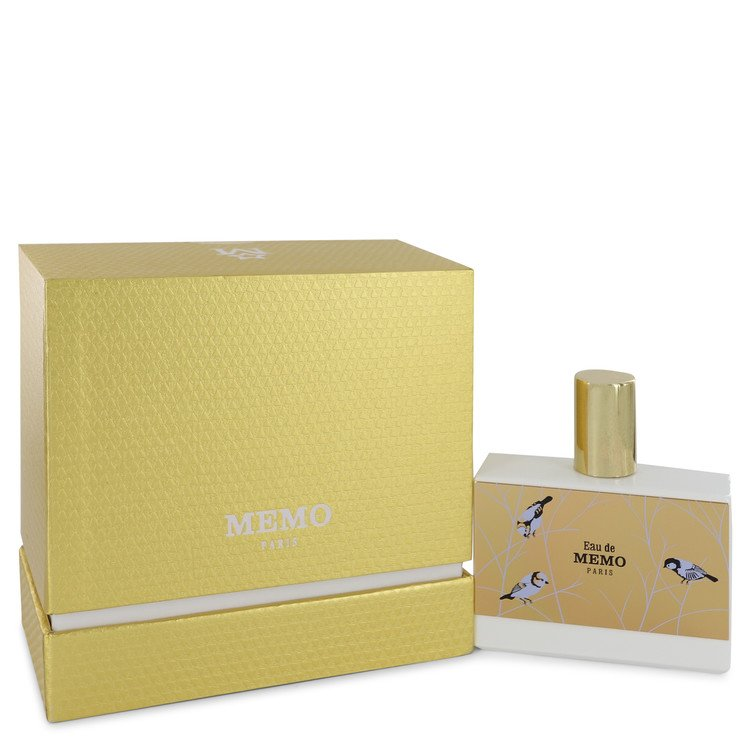 Eau De Memo by Memo for Women Eau De Parfum Spray (Unisex) 3.38 oz