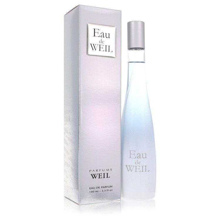 Eau De Weil by Weil for Women Eau De Parfum Spray 3.4 oz