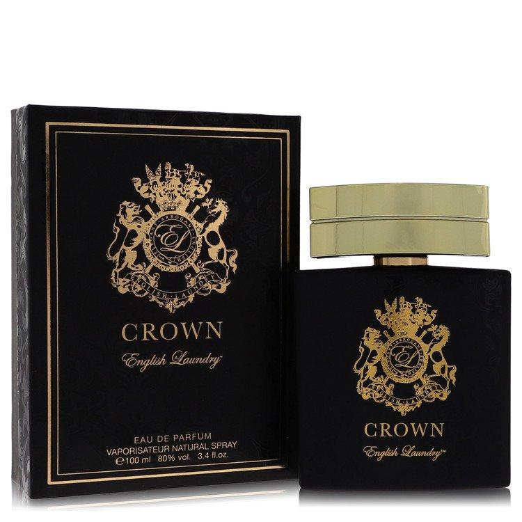 English Laundry Crown by English Laundry –  Eau De Parfum Spray 3.4 oz 100 ml for Men