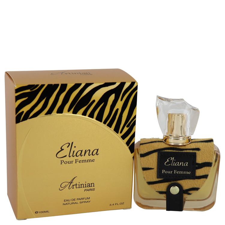 Eliana by Artinian Paris for Women Eau De Parfum Spray 3.4 oz