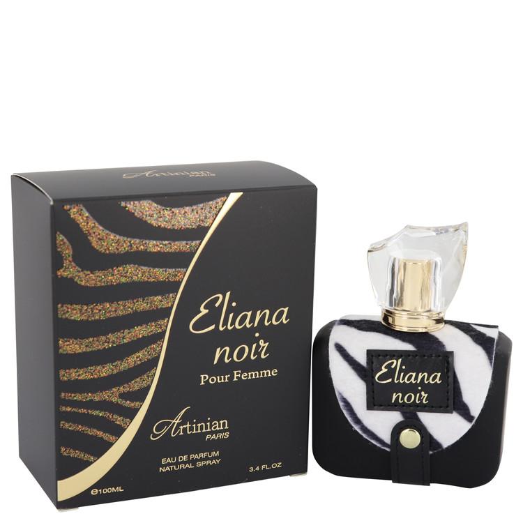 Eliana Noir by Artinian Paris for Women Eau De Parfum Spray 3.4 oz