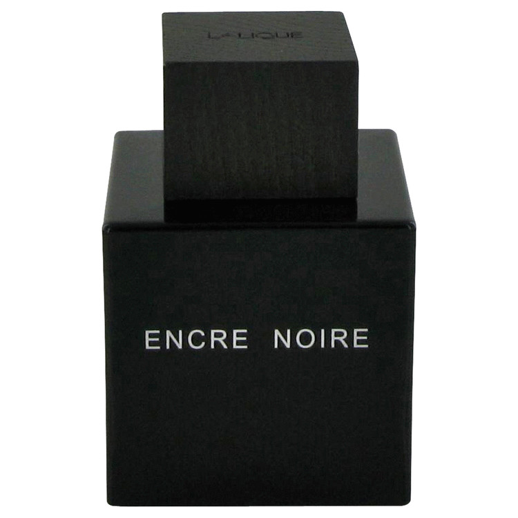 Encre Noire Cologne by Lalique 3.4 oz EDT Spray(Tester) for Men