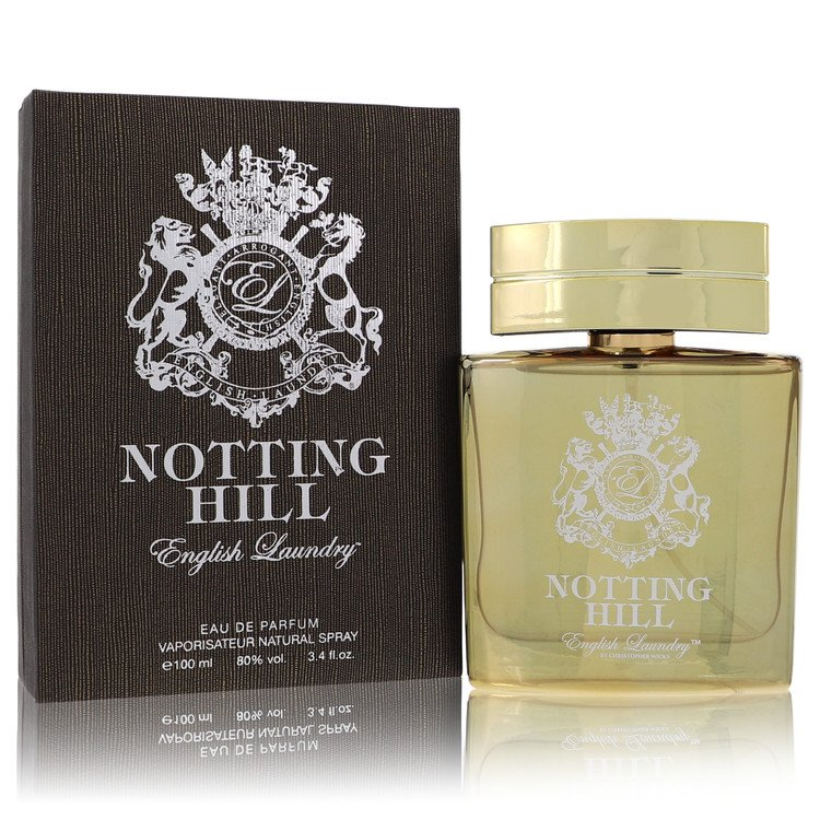 Notting Hill Cologne by English Laundry 3.4 oz EDP Spay for Men