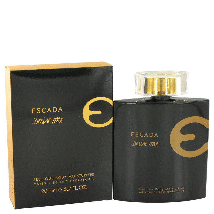 Escada Desire Me Body Lotion by Escada 6.7 oz Body Lotion for Women