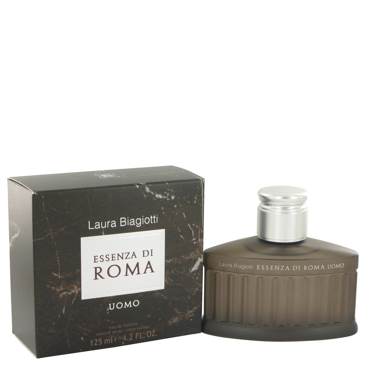 Essenza Di Roma Uomo Cologne 4.2 oz EDT Spay for Men