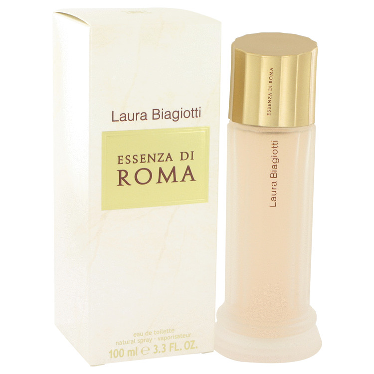 Essenza Di Roma Perfume by Laura Biagiotti 3.3 oz EDT Spay for Women