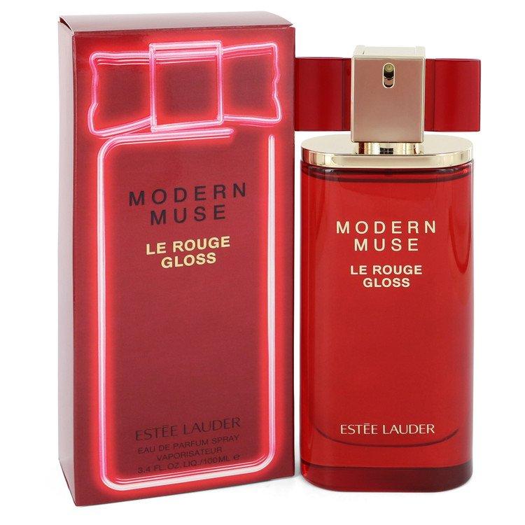 Modern Muse Le Rouge Gloss by Estee Lauder Women's Eau De Parfum Spray 3.4 oz