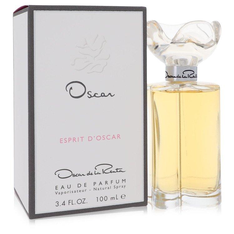 Esprit d'Oscar by Oscar De La Renta Eau De Parfum Spray 3.4 oz