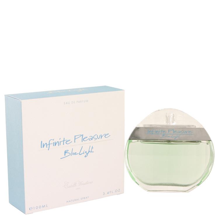 Infinite Pleasure Blue Light Perfume 3.4 oz EDP Spay for Women