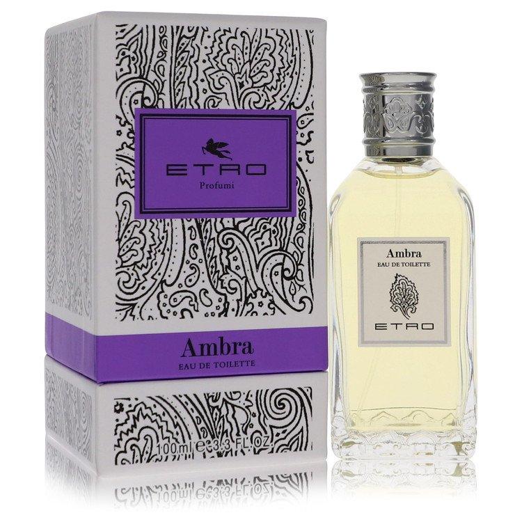 Ambra by Etro for Women Eau De Toilette Spray (Unisex) 3.3 oz