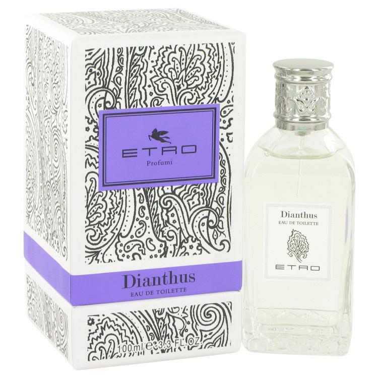 Dianthus by Etro for Women Eau De Toilette Spray (Unisex) 3.4 oz