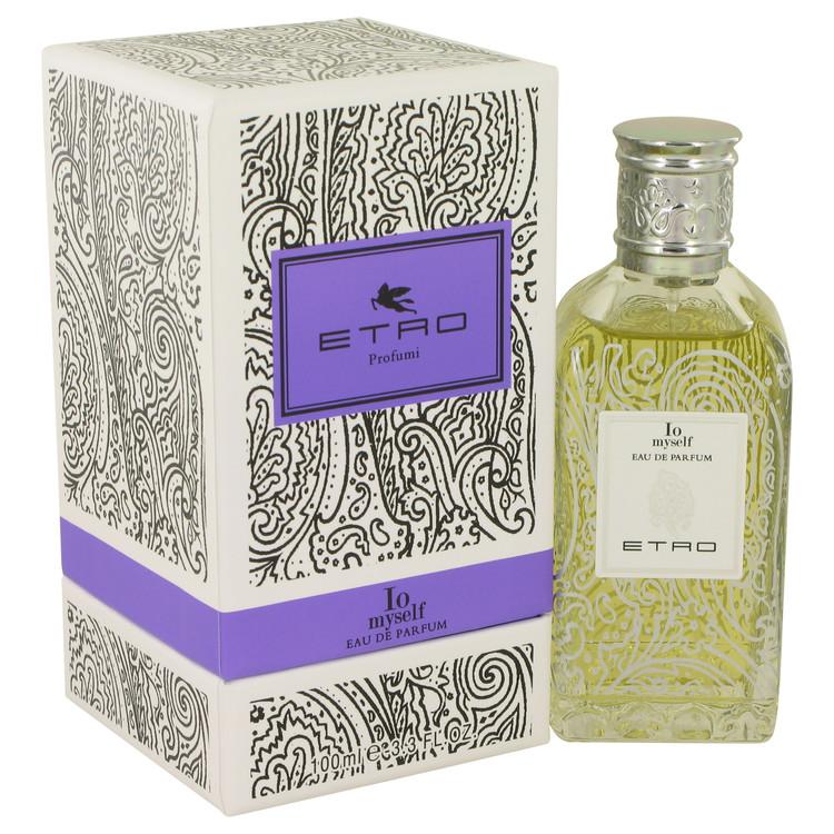 Etro IO Myself by Etro for Men Eau De Parfum Spray 3.3 oz